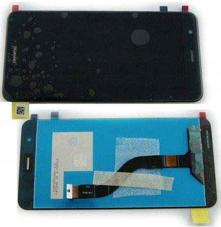 Huawei P10 Lite wyświetlacz LCD+digitizer dotyk czarny