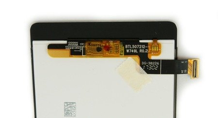 Huawei P8 Lite wyświetlacz LCD+digitizer dotyk ORG