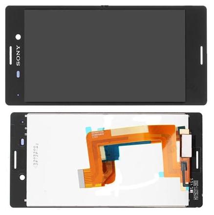 Wyświetlacz LCD+digitizer do Sony M4 Aqua E2303