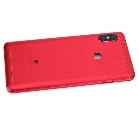 Xiaomi Redmi Note 5 Pro obudowa klepka baterii czerwona