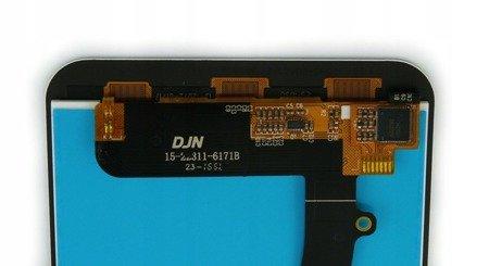 ZTE Blade A602 wyświetlacz LCD+digitizer dotyk ORG