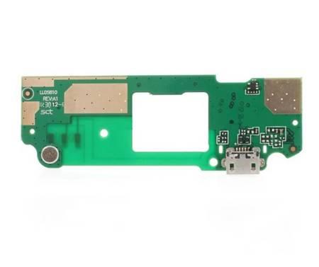 Złącze ładowania taśma płytka HTC Desire 620
