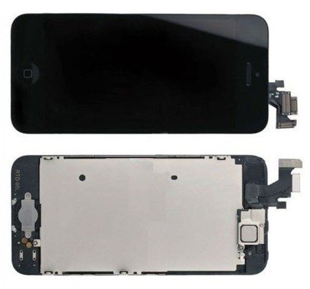 iPhone 5C wyświetlacz LCD+digitizer dotyk home